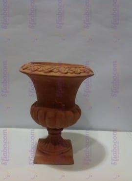 Candeliere In Terracotta