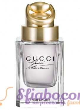 Tester Profumo Uomo Gucci Made To Measure 90ml