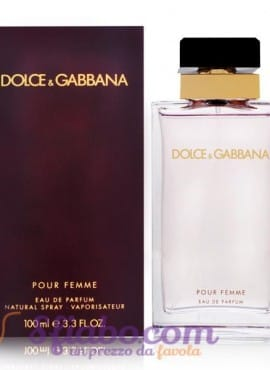 Tester Profumo Donna Dolce & Gabbana Pour Femme 100ml