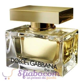 Tester Profumo Donna Dolce & Gabbana The One 75ml EDP