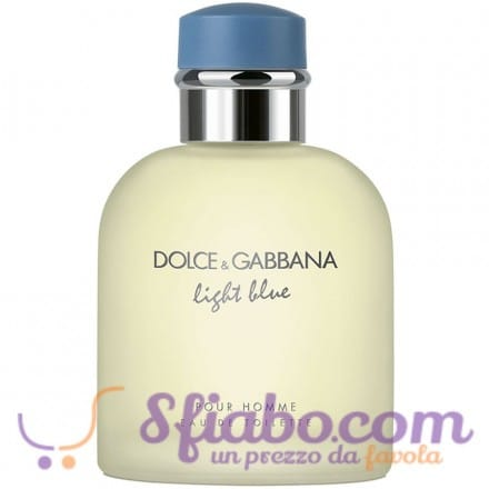 Tester Profumo Uomo Dolce & Gabbana Light Blue 125ml