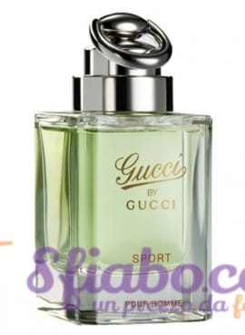 Tester Uomo Gucci By Gucci Sport 90ml Eau De Toilette