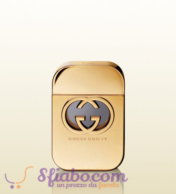 gucci guilty 75 ml donna