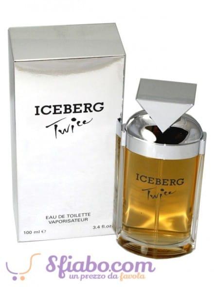 Tester Profumo Donna Iceberg Twice 100ml