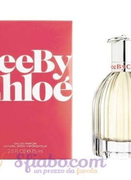 Tester Profumo Donna See By Chloè 75ml