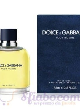 Profumo Uomo Dolce & Gabbana Classico EDT 75ml