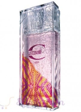 Tester Profumo Donna Just Cavalli For Her Classico EDT 60ml