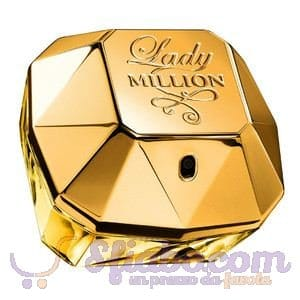 Tester Lady Million 80ml EDP Paco Rabanne