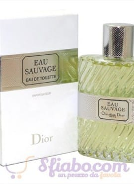 Profumo Dior Eau Sauvage 100ml EDT