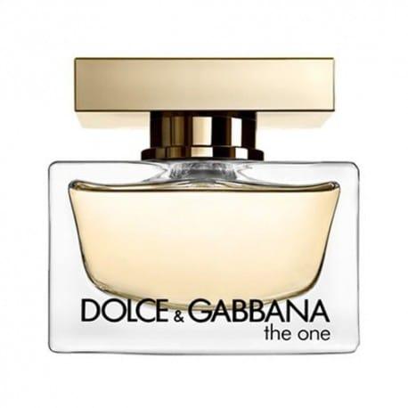 tester dolce gabbana the one eau de parfum donna 100ml