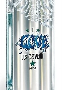 Tester Profumo Uomo Just Cavalli I Love Him 60ml