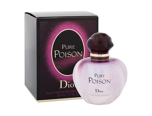 Profumo Inscatolato Donna Dior Pure Poison Eau de Parfum 50 ml