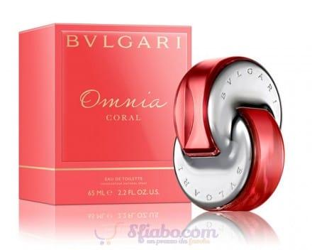 Profumo Bulgari Omnia Coral 65ml EDT  Donna