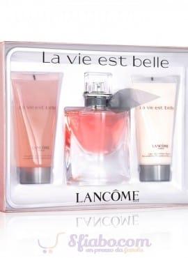 La Vie Est Belle Lancome Gift Set Confezione Regalo Donna