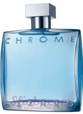 Tester Profumo Azzaro Chrome Uomo EDT 100ml
