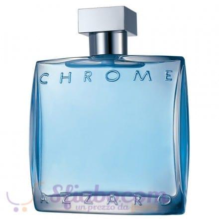 Tester Profumo Azzaro Chrome Uomo EDT 100ml