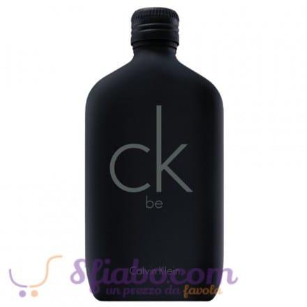 Tester Profumo Unisex Calvin Klein Ck be EDT 200ml