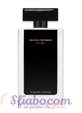 Crema Corpo Idratante Profumata Narciso Rodriguez 200ml