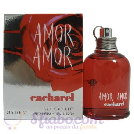 Profumo Donna Amour Amour Di Cacharel EDT 50ml