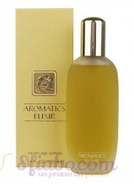 Profumo Donna Clinique Aromatic Elixir EDP 100ml