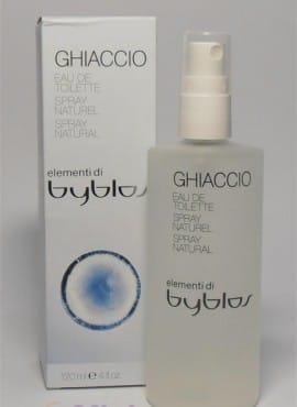 Tester Profumo Donna Byblos Ghiaccio EDT 120 ml