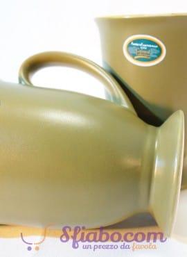 Tazza Mug verde Tognana