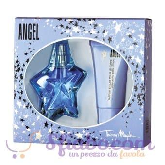 Confanetto Profumo E Crema Corpo Angel