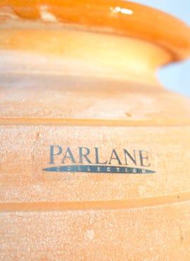 Vaso in coccio Parlane