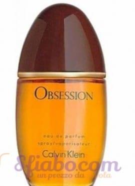 Tester Calvin Klein Obsession EDP 100ml Donna