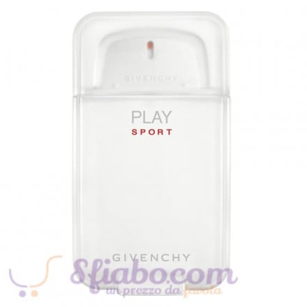 Tester Profumo Givenchy Play Sport Uomo 100ml