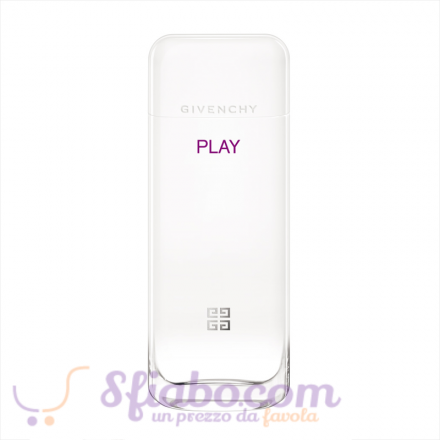 Tester Profumo Givenchy Play Donna EDT 75ml
