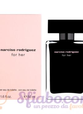 Profumo Narciso Rodriguez Bottiglia Nera Donna EDT 50ml
