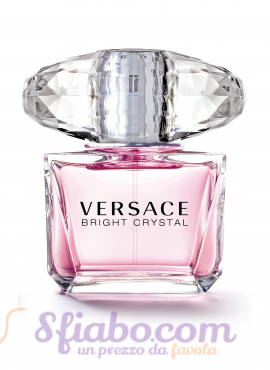 Tester Versace Bright Crystal Donna EDT 90ml