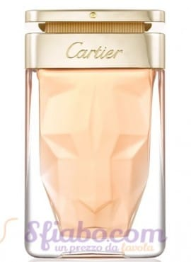 Tester Profumo Cartier La Panthere Donna EDP 75ml