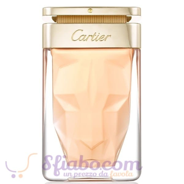 Tester Profumo Cartier La Panthere Eau de Parfum Donna 75ml