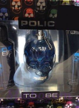 Profumo Police To Be Confezione Regalo EDT 125ml Con Deodorante e All Over Body Shampoo Uomo