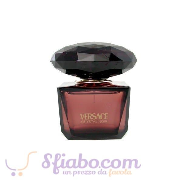 crystal noir by versace tester