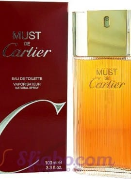 Tester Cartier Must De Cartier Donna EDT 100ml