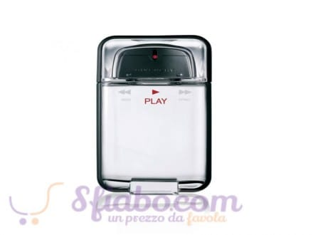 Tester Profumo Givenchy Play Uomo EDT 100ml