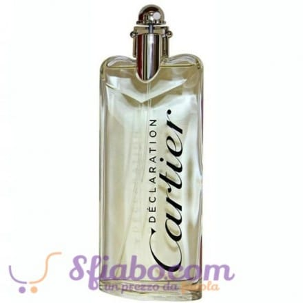 Tester Profumo Cartier Declaration Uomo EDT 100ml