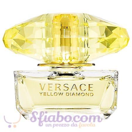 yellow diamond versace tester