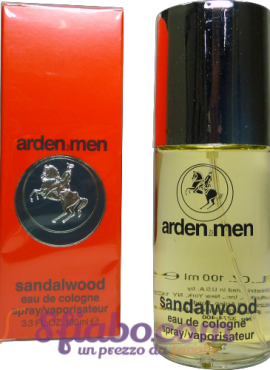 Profumo Arden Men Sandalwood Elizabeth Arden Cologne 100ml Uomo