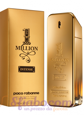 Profumo Paco Rabanne One Million Intense EDT 100ml Uomo
