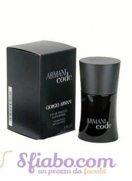Profumo Armani Code Giorgio Armani 20ml EDT Uomo