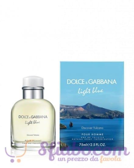 Profumo Dolce & Gabbana Discover Vulcano EDT 75ml Uomo