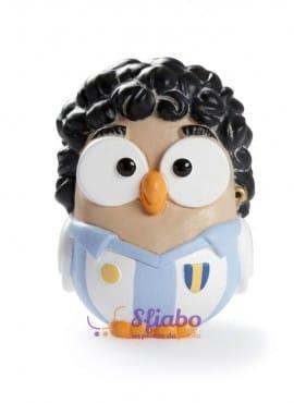 Gufo in Ceramica Maradona Goofi Egan Goofito