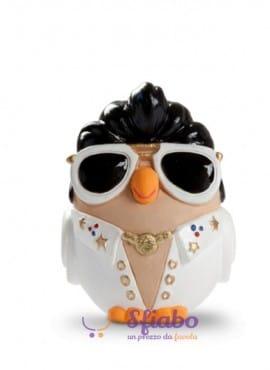 Goofo Egan Elvis Presley The King in Ceramica