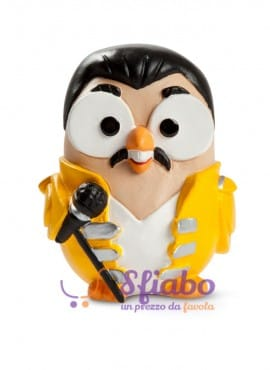 Goofo Egan The Champion Freddie Mercury in Ceramica