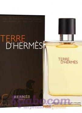 Hermes Terre D'Hermes Eau De Toilette 200ml Uomo