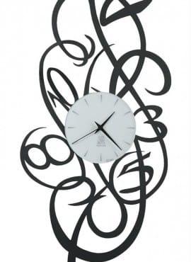 Orologio da Parete Arti e Mestieri Blondie in Ferro